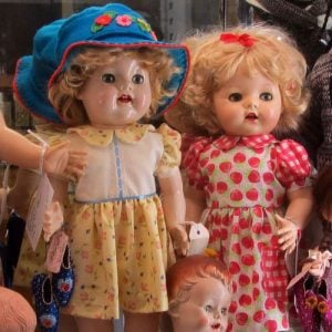Dolls, Bears, Animals, Toys
