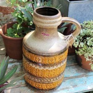 Pottery - West German