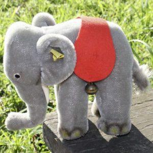 Steiff Elephant 17cm $220