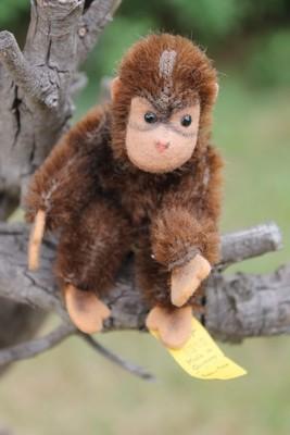 Steiff Jocko Plush Chimpanzee 10cm $145