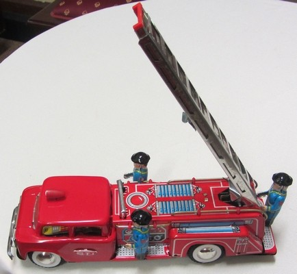 Fire Truck, length 25cm