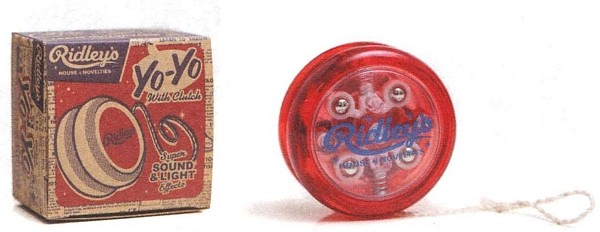 Ridley's Yoyo