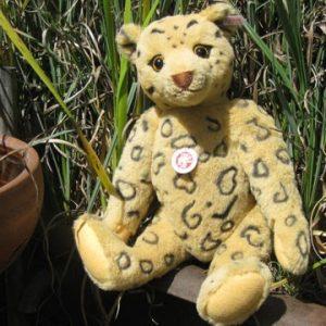 Teddy Leopard