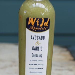 Avocado & Garlic Dressing