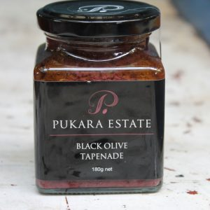 Black Olive Tapenade – 180g