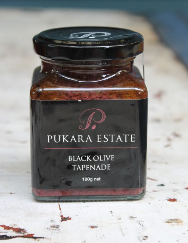Black Olive Tapenade - 180g