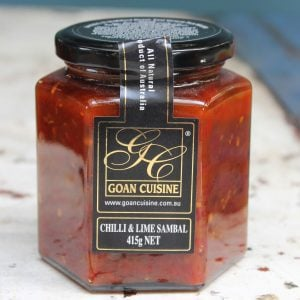 Chilli & Lime Sambal