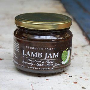 Savoury Lamb Jam