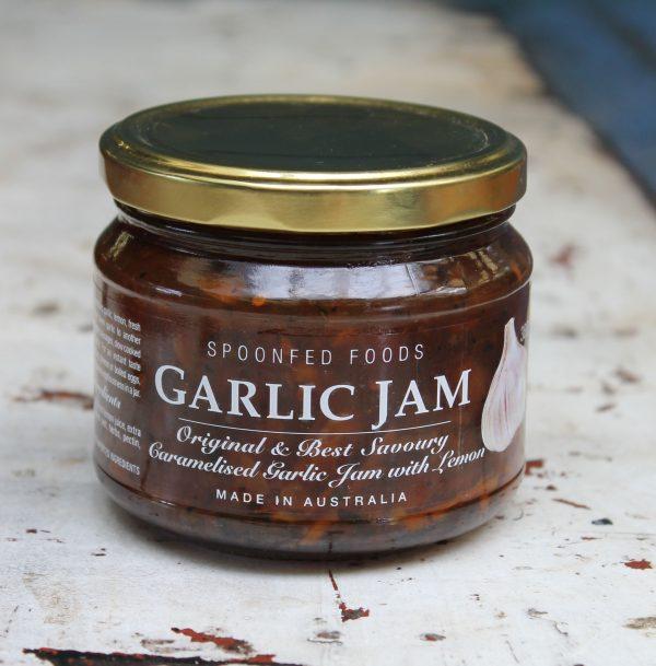 Savoury Garlic Jam