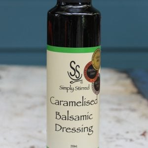 Caramelised Balsamic Dressing