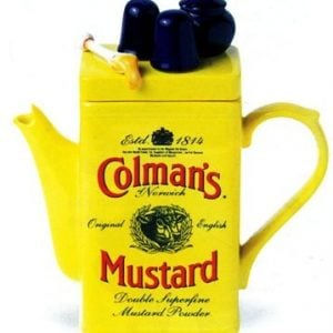 Mustard Pot Mid Size