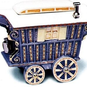 Romany Caravan Blue Limited Edition Large