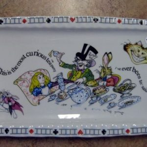 Alice Rectangular Tray 30cm