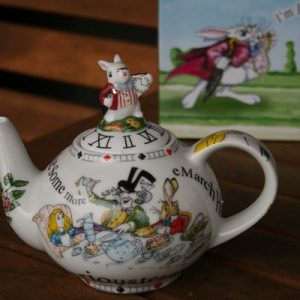 Alice Two Cup Teapot