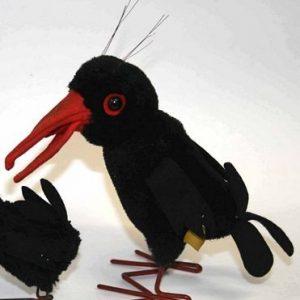 Steiff Hucky Raven
