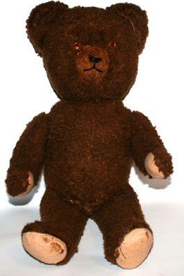 Vintage Teddy Bear - 60 years old.
