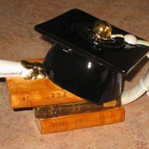 The Graduate – 1 cup teapot