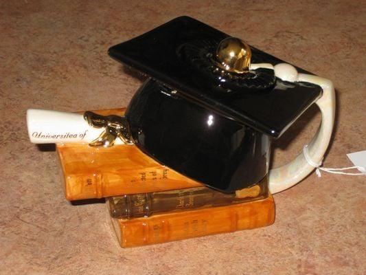 The Graduate - 1 cup teapot