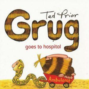 Book – Grug Goes To Hospital