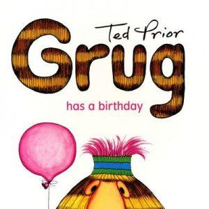 Book – Grug Has a Birthday