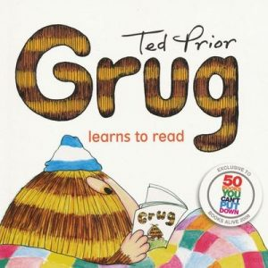 Book – Grug Learns to Read