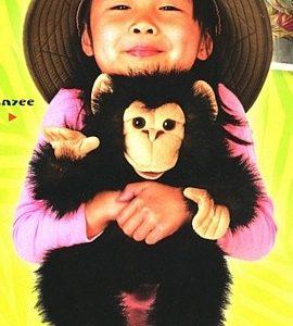 Folkmanis Puppet – Baby Chimpanzee