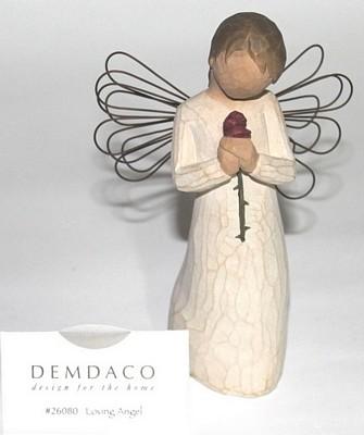 Willow Tree Figurine - Loving Angel