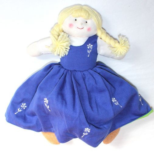 Goldilocks and The Three Bears Flip-over Doll