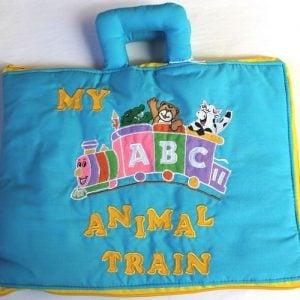 My ABC Animal Train