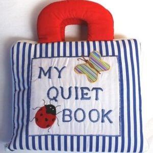 My Quiet Book – striped