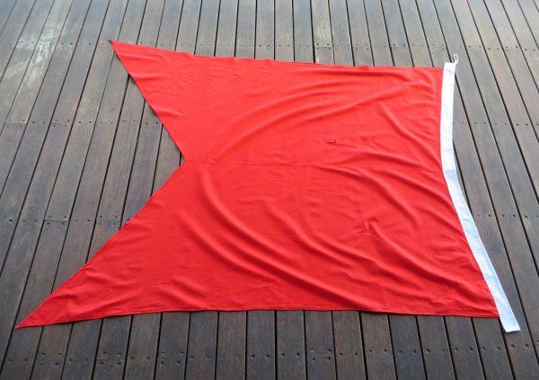 Flag - The Letter 'B'