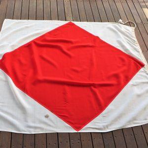Flag – The Letter 'F'