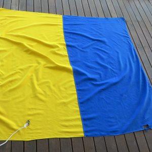 Flag – The Letter 'K'