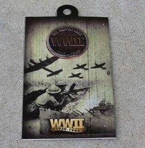 Penny - World War II