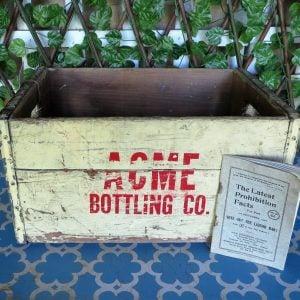 ACME Bottle Crate