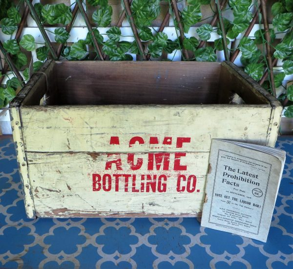 ACME Bottle Crate