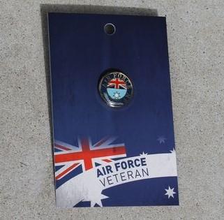 Badge - Air Force Veteran