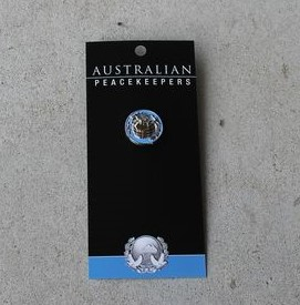 Badge – Australian Peacekeepers