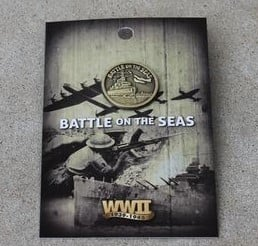 Badge – Battle on the Seas
