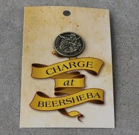Badge – Charge at Beersheba