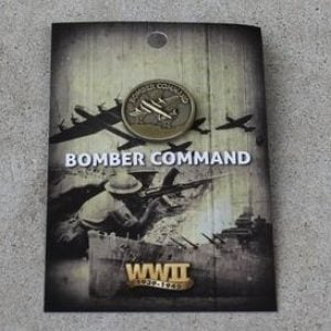 Badge - Bomber Command