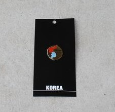 Badge – Korea
