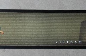 Bar Runner – Vietnam Forces National Memorial