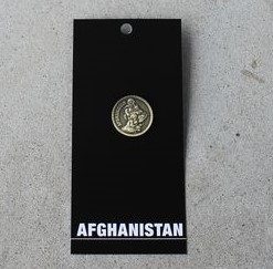 Campaign Badge – Afghanistan