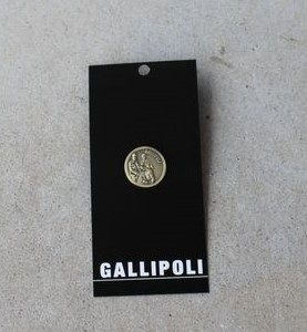 Campaign Badge – Gallipoli WWI