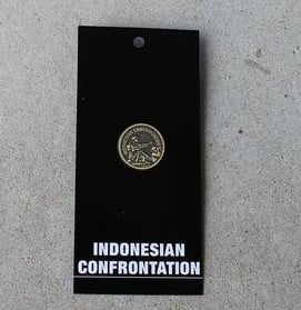 Campaign Badge - Indonesian Confrontation