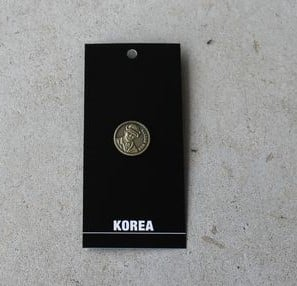 Campaign Badge – Korea