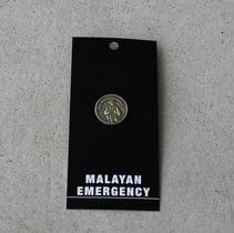 Campaign Badge – Malayan Emergency