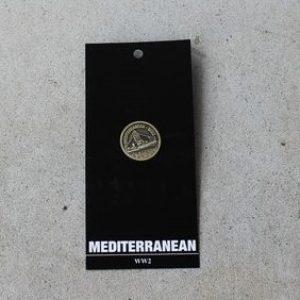 Campaign Badge - Mediterranean WWII