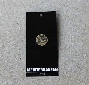 Campaign Badge – Mediterranean WWII